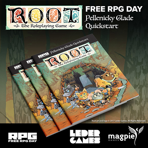 Magpie Games - Root RPG